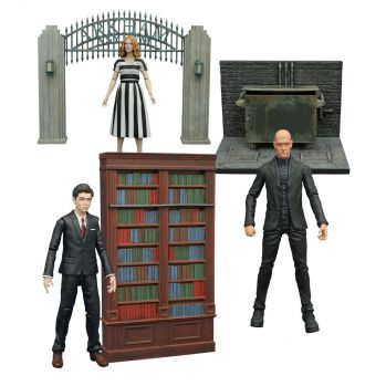 Gotham Select série 3 assortiment figurines Diamond Select