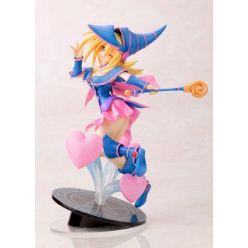 Yu-Gi-Oh! The Dark Side of Dimensions statuette 1/7 Dark Magician Girl Kotobukiya