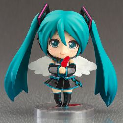 Character Vocal Series 01 figurine Nendoroid Hatsune Miku Red Feather Community 70th Anniv. Good Smile Company