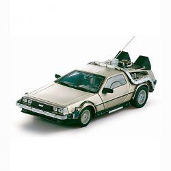 Retour vers le futur DeLorean LK Coupe 1985 1/18 métal Sun Star Toys