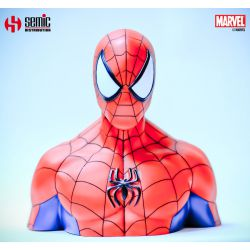Marvel Comics buste / tirelire Spider-Man Semic