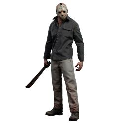 Meurtres en 3 dimensions figurine 1/6 Jason Voorhees Sideshow Collectibles