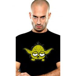 T-Shirt Neko Yoda
