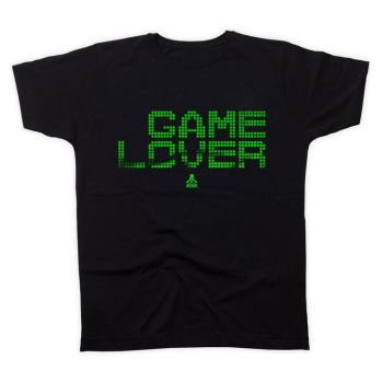 T-shirt Atari Game Lover
