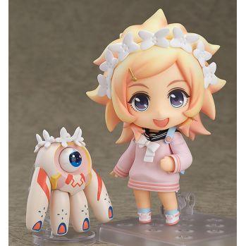 BBK/BRNK figurine Nendoroid Kogane Asabuki & Migite-chan Good Smile Company