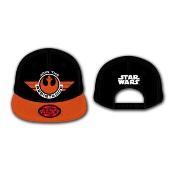 Star Wars Episode VII casquette baseball Join The Resistance Codi