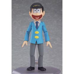 Osomatsu-san figurine Figma Jyushimatsu Matsuno Orange Rouge