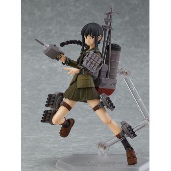 Kantai Collection figurine Figma Kitakami Max Factory
