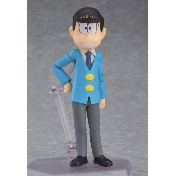 Osomatsu-san figurine Figma Osomatsu Matsuno Orange Rouge