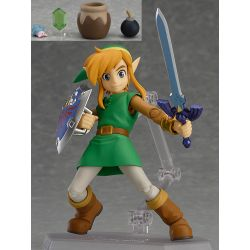 The Legend of Zelda A Link Between Worlds figurine Figma Link DX Edition Good Smile Company