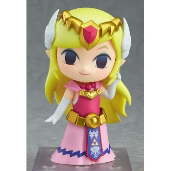 The Legend of Zelda The Wind Waker HD figurine Nendoroid Zelda The Wind Waker Ver. Good Smile Company