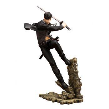 Gangsta statuette ARTFX J 1/8 Nicolas Brown Kotobukiya