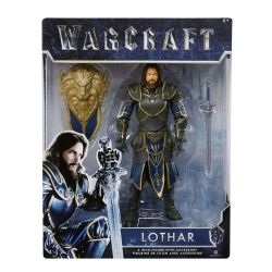 Warcraft Wave 1 figurine Lothar Jakks Pacific