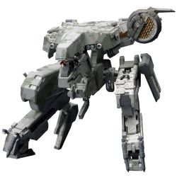 Metal Gear Solid 4 figurine Plastic Model Kit 1/100 Metal Gear Rex MGS 4 Version Kotobukiya