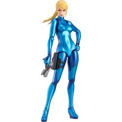 Metroid Other M figurine Figma Samus Aran Zero Suit Version Good Smile Company