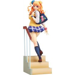 Please Tell Me! Galko-chan statuette 1/6 Galko Max Factory