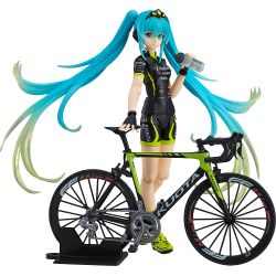 Racing Miku 2015 figurine Figma Racing Miku 2015 TeamUKYO Support Ver. Max Factory