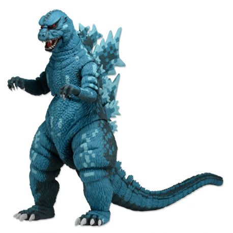 Godzilla Classic figurine Head to Tail 1988 Video Game Appearance Neca