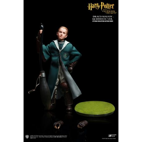 Harry Potter My Favourite Movie figurine 1/6 Draco Malfoy Quidditch Ver. Star Ace Toys