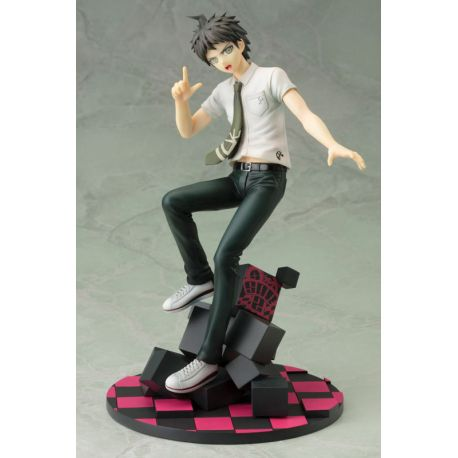 Super Danganronpa 2 statuette ARTFX J 1/8 Hajime Hinata Kotobukiya