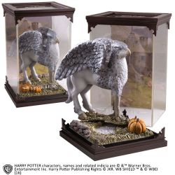 Harry Potter Diorama Magical Creatures Buckbeak Noble Collection
