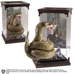 Harry Potter Diorama Magical Creatures Nagini Noble Collection
