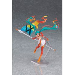 Racing Miku figurine Figma Racing Miku 2016 Ver. Good Smile Racing
