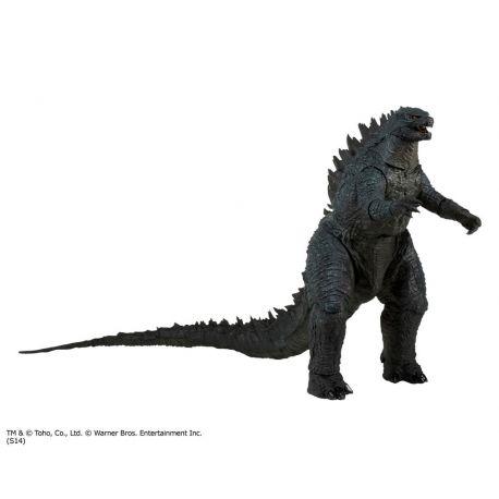 Godzilla 2014 figurine sonore Head to Tail Godzilla Neca