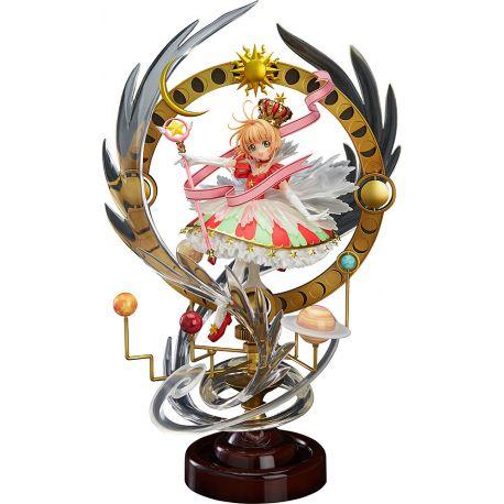 Cardcaptor Sakura statuette 1/7 Sakura Kinomoto Stars Bless You Version Good Smile Company