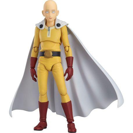 One Punch Man figurine Figma Saitama Max Factory