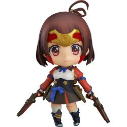 Kabaneri of the Iron Fortress figurine Nendoroid Mumei Good Smile Company