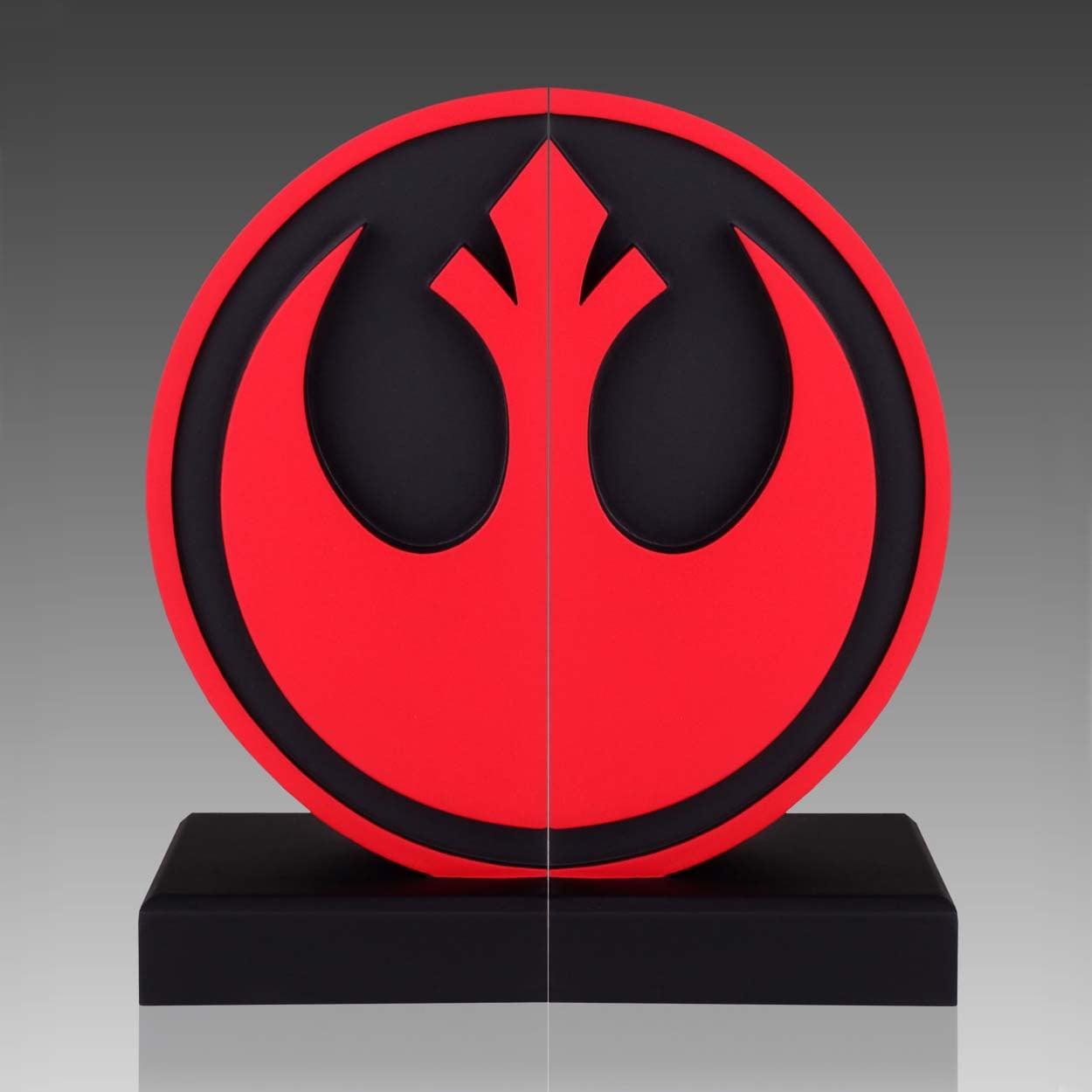 Star wars serre livres rebel seal - Serre livre star wars ...